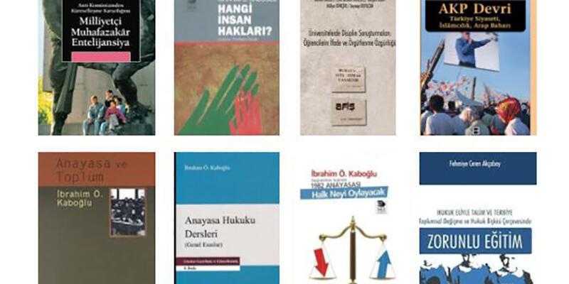 9 akademisyen 26 kitap: Üniversite o birikimden mahrum kaldı