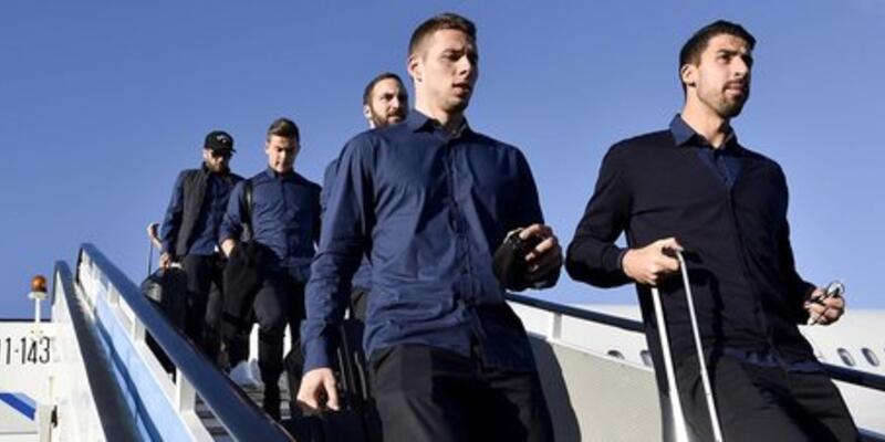Juventus'un uçağı arıza yaptı