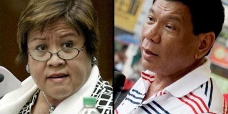 Duterte'yi eleştiren senatöre 'baronlardan rüşvet alma' suçlaması