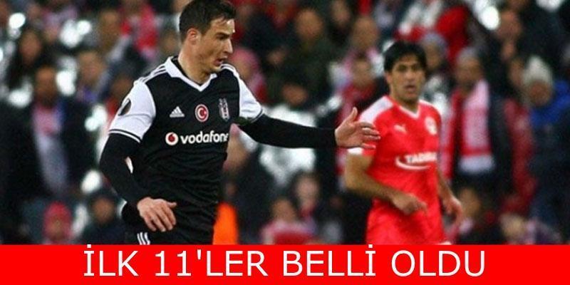 Beşiktaş 1-0 Hapoel (Aboubakar) | TRT canlı izle