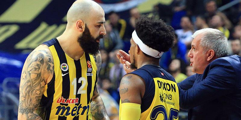 Fenerbahçe Olympiakos'u Arena'da devirdi