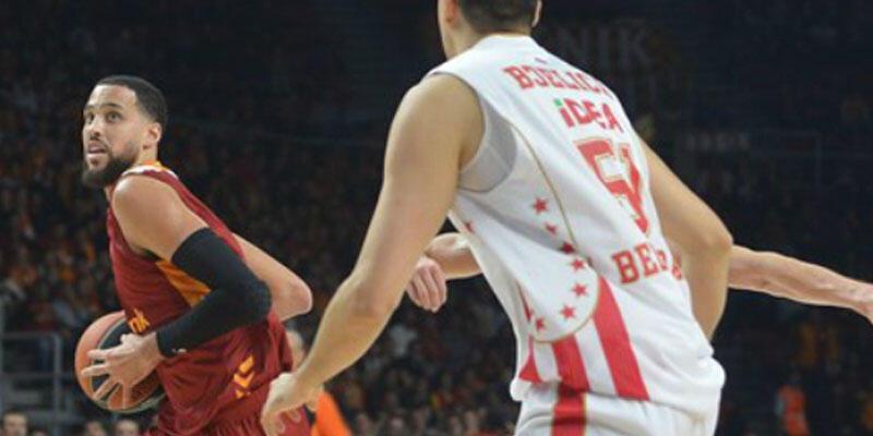 Galatasaray Kızılyıldız deplasmanında farklı yenildi