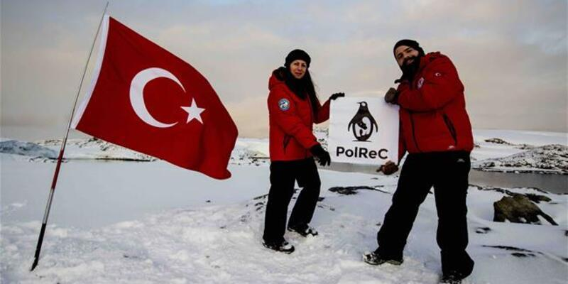 Antarktika'da kurulacak Türk bilim üssü için yola çıktılar