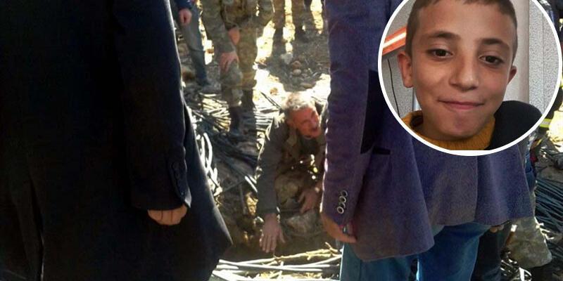 Midyat'ta 10 yaşındaki Bilal'in cesedi 4 gün sonra kuyuda bulundu