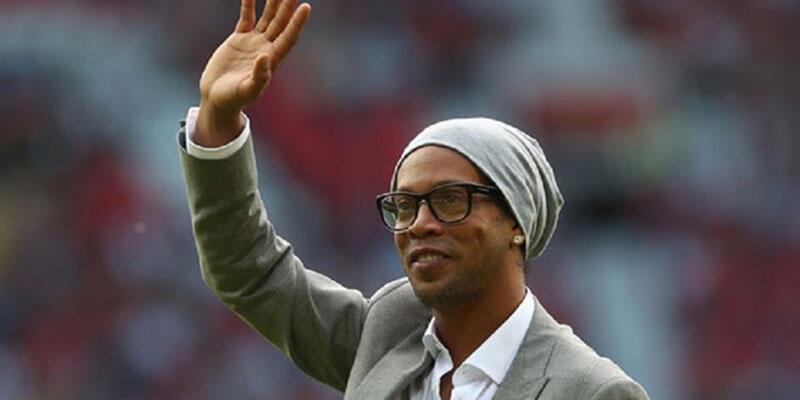 Erzurumspor'dan Ronaldinho bombası