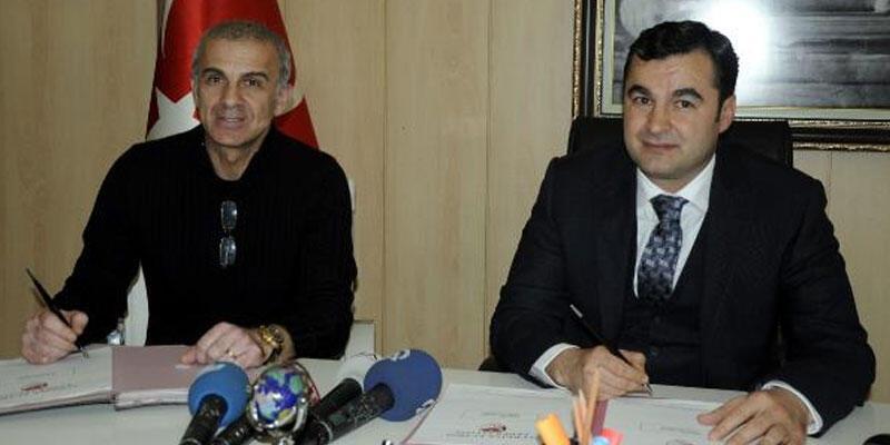 Gaziantep Büyükşehir Belediyespor Oğuz Çetin ile anlaştı