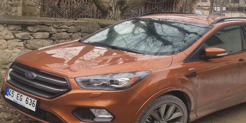 Yeni Ford Kuga dizel Türkiye'de