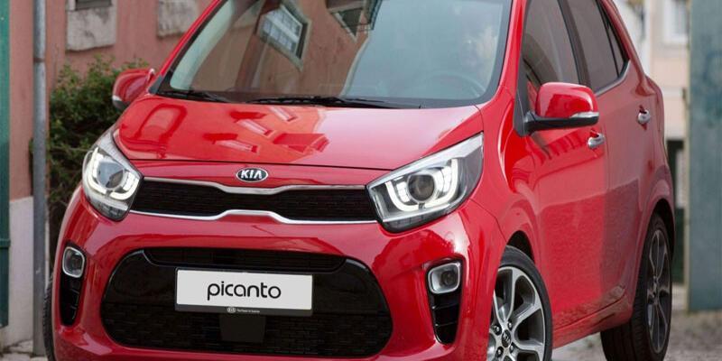Yeni Kia Picanto Avrupa'dan önce geldi