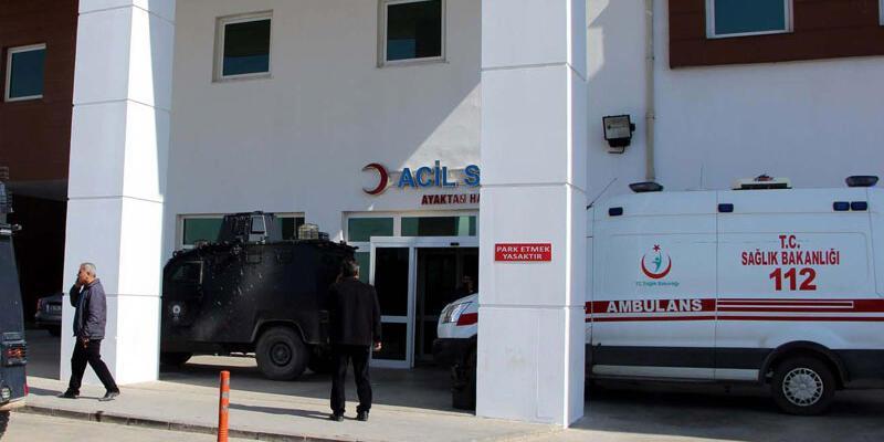 Mardin'de metal cisim patladı: 2 çocuk yaralandı