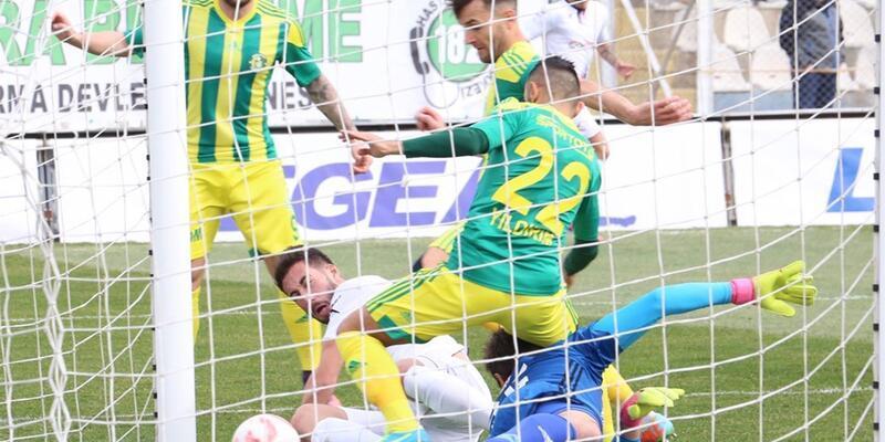 Bandırmaspor Yusuf Şimşek'le ilk maçında farka gitti