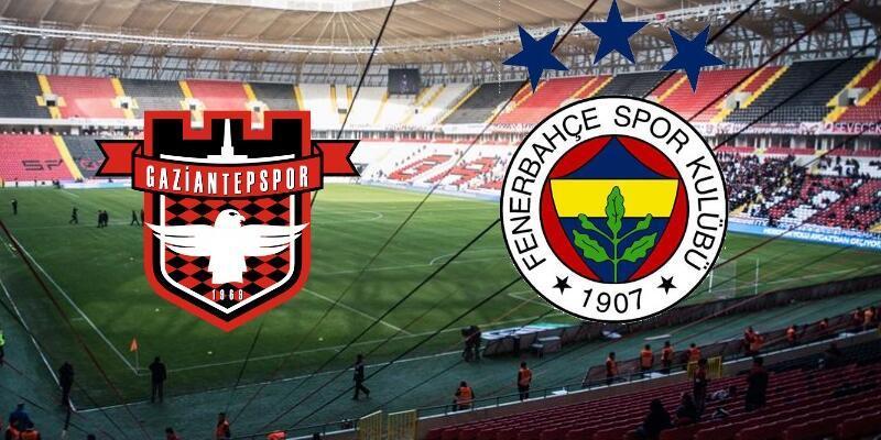 Gaziantepspor-Fenerbahçe maçı canlı izle | beIN Sports 1