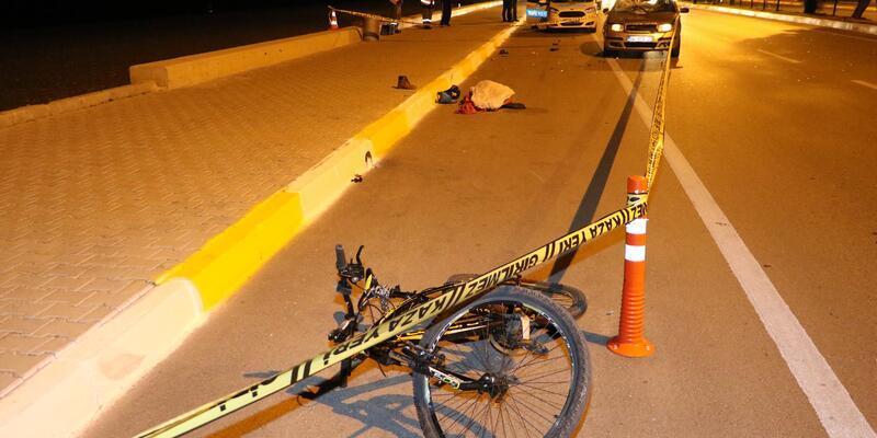 Antalya'da korkunç kaza: 61 metre sürükledi