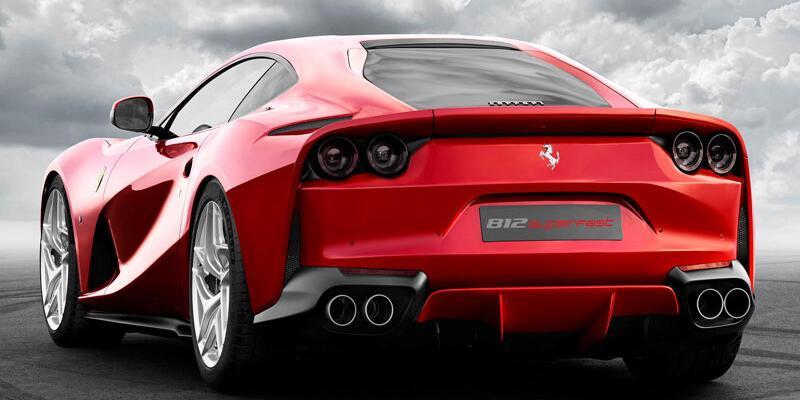 En hızlı Ferrari Cenevre'den gelir