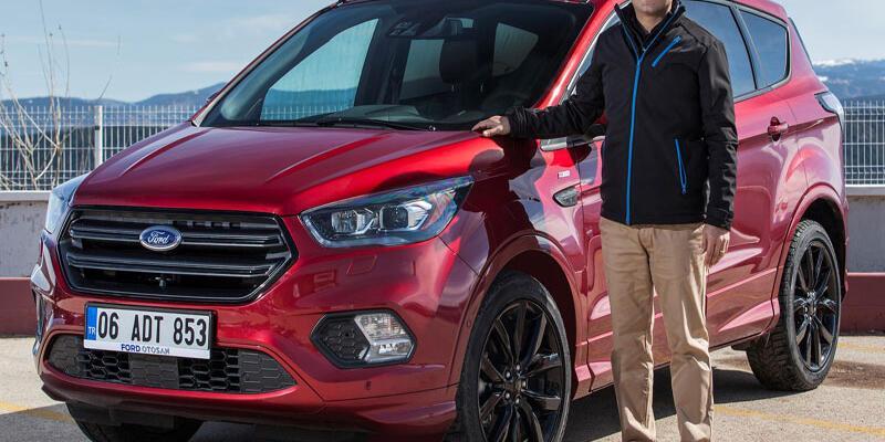 Ford  2017'de yine 100 bini devirecek