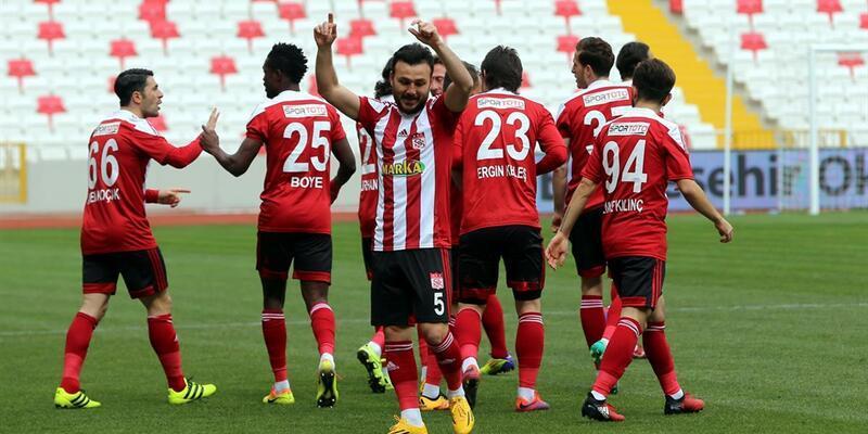 Sivasspor maçı 4. dakikada bitirdi