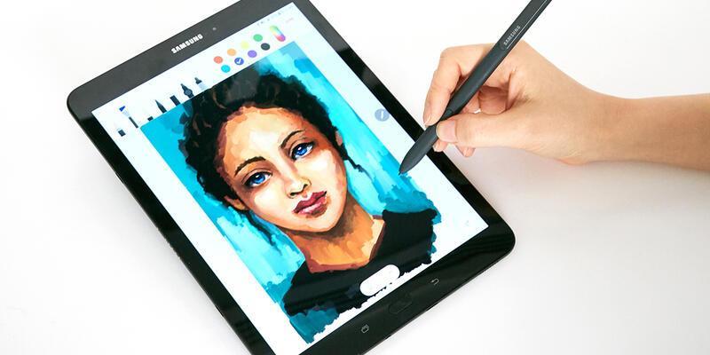 Samsung Galaxy Book ve Galaxy Tab S3'ü duyurdu