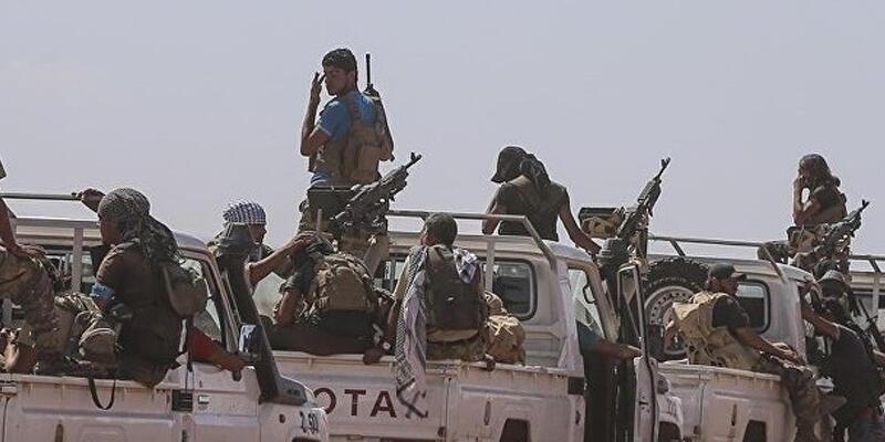 ÖSO ve Suriye ordusu Tadif'te çatıştı