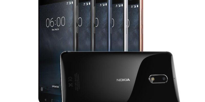 Nokia 6, Nokia 5 ve Nokia 3 Android telefonlar tanıtıldı