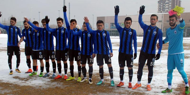 Kayseri Erciyesspor 3. Lig'e düştü