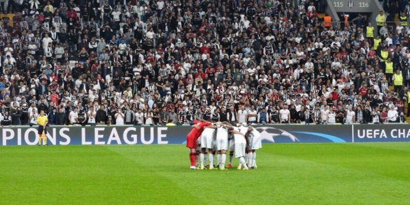 Beşiktaş'a UEFA'dan şoke eden ceza
