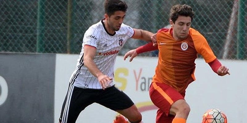 Galatasaray 2-0 Beşiktaş / U21 Ligi
