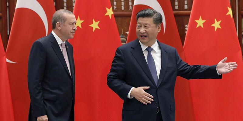Çin'den Erdoğan'a davet