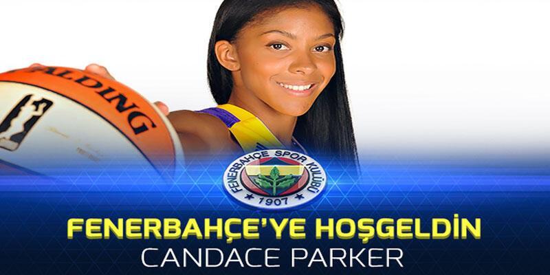 Candace Parker Fenerbahçe'de