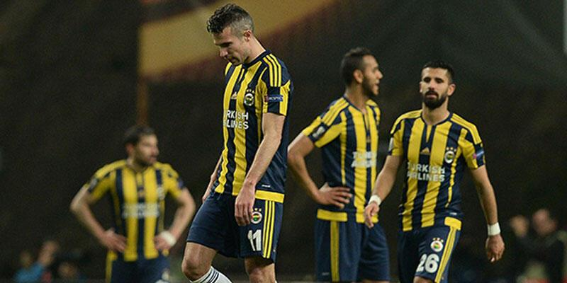 Fenerbahçe son 19 sezonun en kötüsü