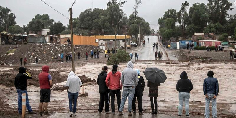 Sel felaketi milyonları susuz bıraktı