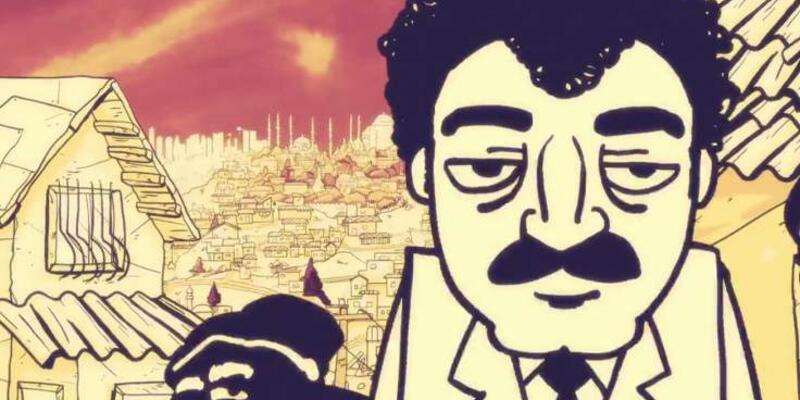 Müslüm Gürses'in animasyonu geliyor