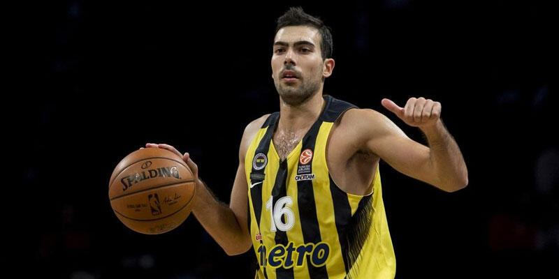 Fenerbahçeli Kostas Sloukas ameliyat oldu