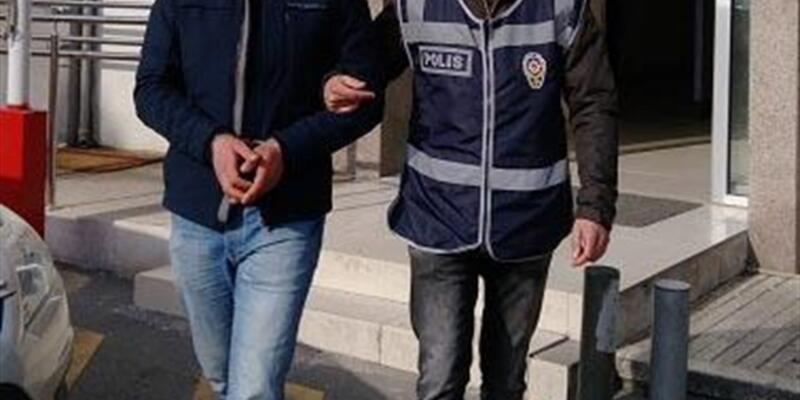 İzmir'de kapkaççı yakalandı