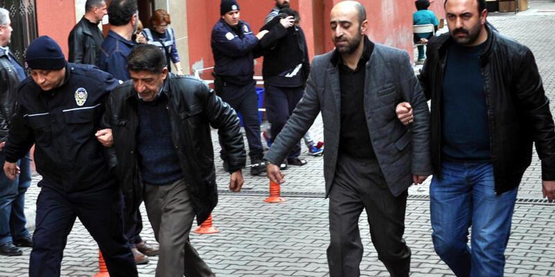 Kayseri'de cinayet: 6 kişi tutuklandı