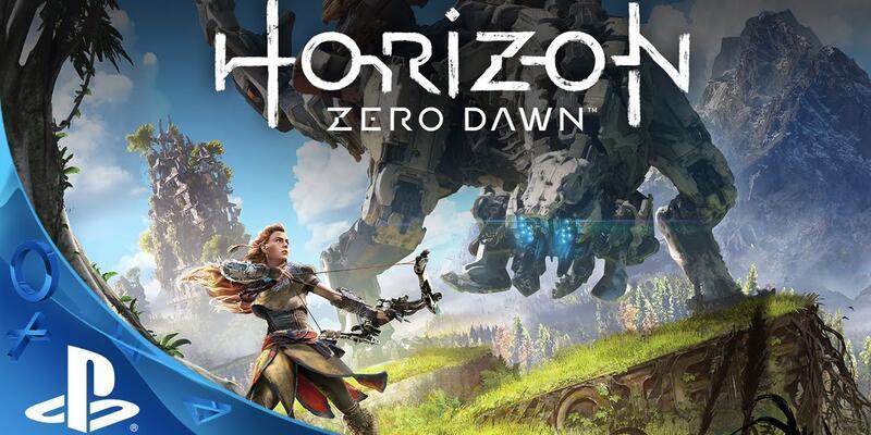 Horizon Zero Dawn PS4 için çıktı