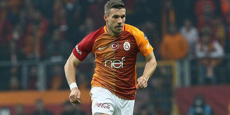 Son dakika.. Lukas Podolski Galatasaray'dan ayrılıyor