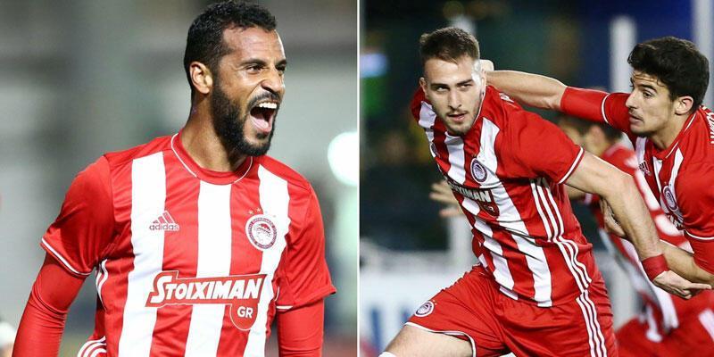 Olympiakos yarı finale çıktı