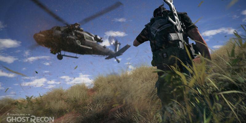Tom Clancy's Ghost Recon Wildlands 7 Mart'ta satışa sunulacak