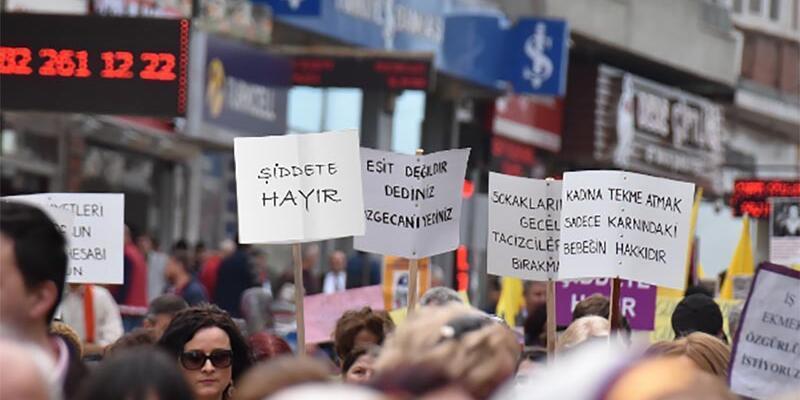 Tekirdağ'da kadınlar 8 Mart'ta 'Hayır' diyecek
