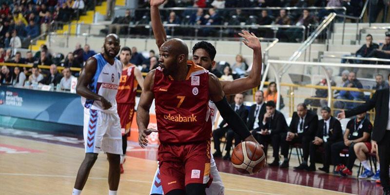 Trabzon'da kazanan Galatasaray