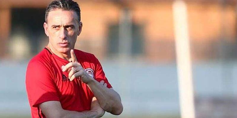 Son dakika.. Olympiakos - Beşiktaş maçı öncesi teknik direktör değişimi