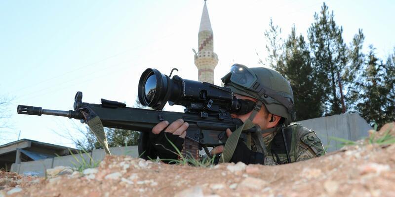 Şırnak'ta terör operasyonu: Çok sayıda mühimmat ele geçirildi