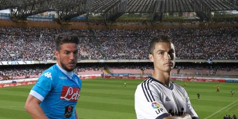 Napoli-Real Madrid maçı canlı izle   Tivibu Spor canlı yayın