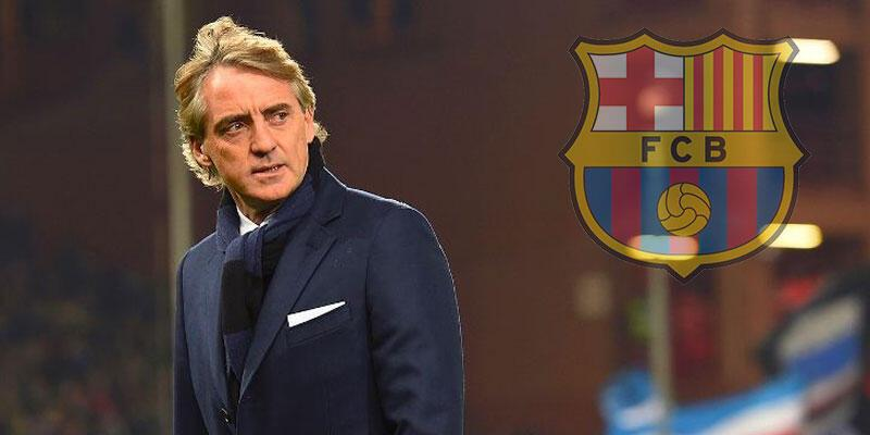 Mancini'nin Barcelona ve Messi hayali