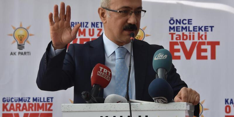 Bakan Elvan: Kılıçdaroğlu neye 'Hayır' dediğini bilmiyor