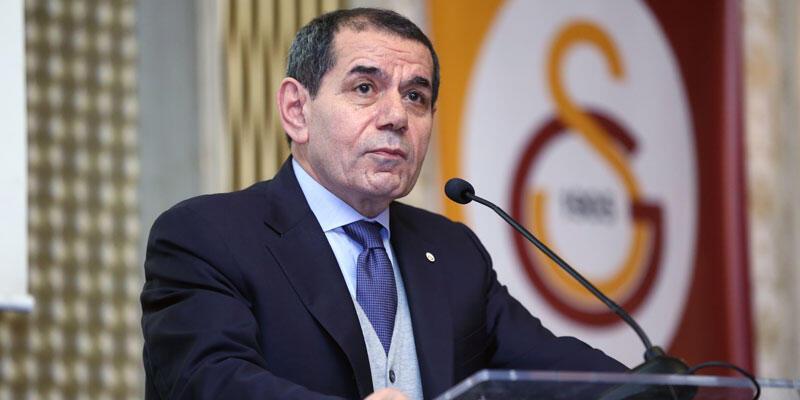 Dursun Özbek: Arkamda durmanızı istiyorum