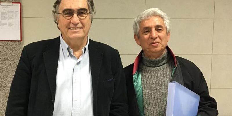 Son dakika: Gazeteci Hasan Cemal beraat etti