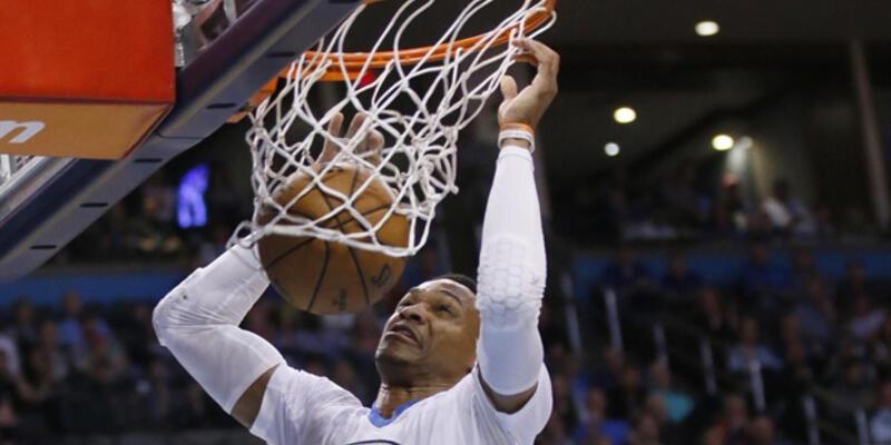 Westbrook koleksiyonuna Spurs'u da kattı