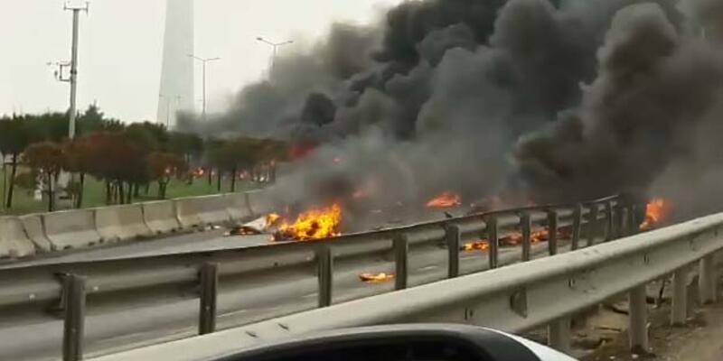 Helikopter kazasıyla ilgili flaş iddia: Kulede iz yok
