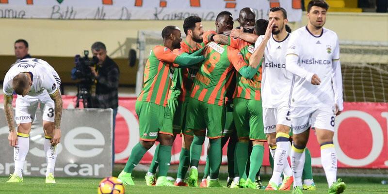 Alanyaspor-Fenerbahçe canlı yayın