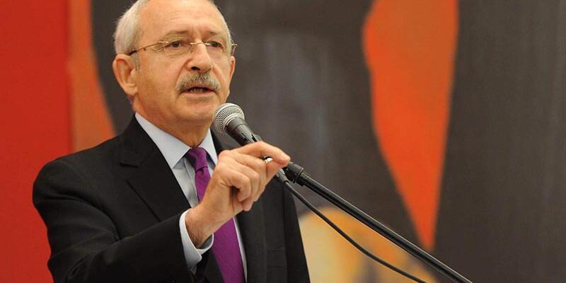 Kılıçdaroğlu İstanbul'da konuştu: Tek adam rejimleri kan getirir